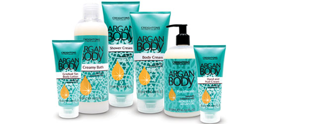 Argan Body.